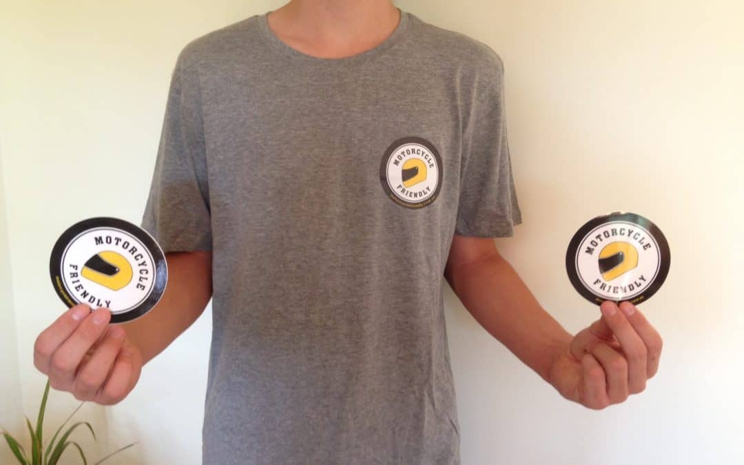 Stickers and T-Shirts